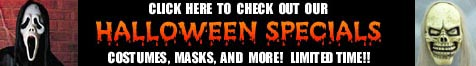 Click here to check out our halloween specials!