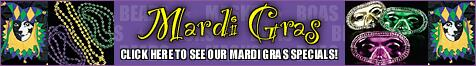 Click here to check out our Mardi Gras specials!